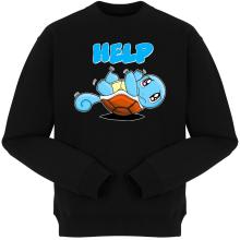 Pulls  parodique Carapuce : Help !!! (Parodie )