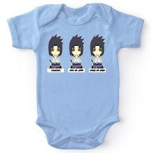 Body bébé  parodique Sasuke Uchiwa : L