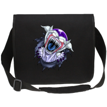 Funny Canvas Messenger Bags - Frieza ( Parody)