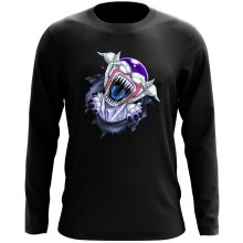 Funny Long Sleeve Tops - Frieza ( Parody)