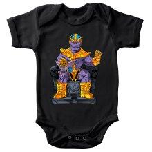 Bodys  parodique Thanos de Avengers et Beerus de Dragon Ball Super : Le Dieu de la destruction... et son chat ! (Parodie )