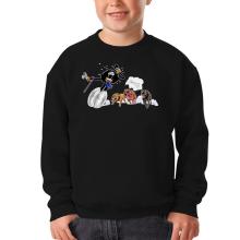 Sweat-shirts  parodique Brook : Le meilleur ami du Chien ! (Parodie )