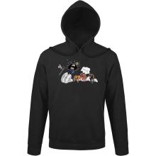 Sweats à capuche  parodique Brook : Le meilleur ami du Chien ! (Parodie )