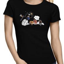 T-shirts Femmes  parodique Brook : Le meilleur ami du Chien ! (Parodie )