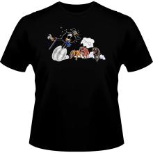 T-shirts  parodique Brook : Le meilleur ami du Chien ! (Parodie )