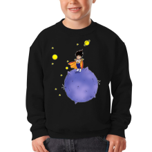 Sweat-shirts  parodique Végéta : Le Petit Prince Saiyan (Parodie )