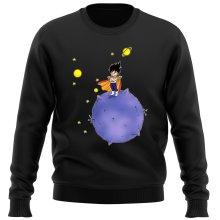 Funny Sweatshirts - Vegeta der Prinz auf Saiyajin ( Parody)