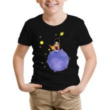 T-shirts  parodique Végéta : Le Petit Prince Saiyan (Parodie )