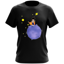 Funny T-Shirts - Vegeta der Prinz auf Saiyajin ( Parody)