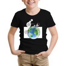 T-shirts  parodique Olivier et Atone : Le Plus grand terrain de foot du Monde ! (Parodie )