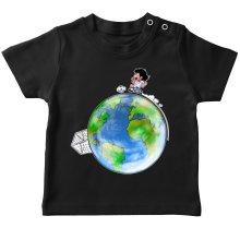 T-shirts  parodique Olivier Atone : Le plus grand terrain de foot du Monde :) (Version collector) (Parodie )