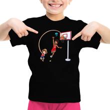 T-shirts  parodique Luffy : Le Roi des Pirates... et du Playground !! (Parodie )