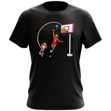 T-shirt  parodique Luffy : Le Roi des Pirates... et du Playground !! (Parodie )