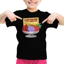 T-shirts  parodique Fruit du Démon : Le secret de la forme des pirates de Grand Line ! (Parodie )