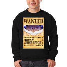 Sweat-shirts  parodique Edward Newgate - Barbe Blanche : Le Wanted secret... :) (Parodie )