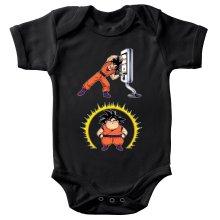 Body bébé  parodique Sangoku : Mac Fusion !! (Parodie )