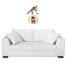 Funny  Wall Sticker - Son Goku ( Parody) (Ref:1075)