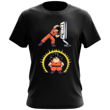 T-shirt  parodique Sangoku : Mac Fusion !! (Parodie )