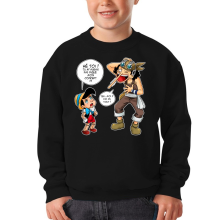 Sweat-shirts  parodique Usopp : Menteur, Menteur ! (Parodie )
