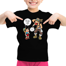 T-shirts  parodique Usopp : Menteur, Menteur ! (Parodie )