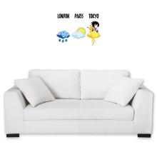 Décorations murales  parodique Sangoku et Pikachu : Météo Tokyo :) (Parodie )