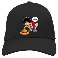 Casquette  parodique Luffy et Gollum : Mon Précieux (Super Deformed) (Parodie )