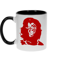 Mug  parodique Monkey D Dragon : Monkey Che Dragon le Révolutionnaire (Parodie )