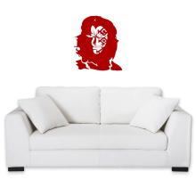Sticker Mural  parodique Monkey D Dragon : Monkey Che Dragon le Révolutionnaire (Parodie )