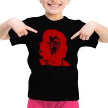 T-shirt Enfant Fille  parodique Monkey D Dragon : Monkey Che Dragon le Révolutionnaire (Parodie )