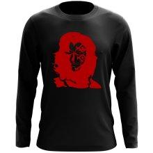 T-Shirt à manches longues  parodique Monkey D Dragon : Monkey Che Dragon le Révolutionnaire (Parodie )