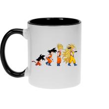 Mugs  parodique Sangoku : New Evolution - Super Vénère 3 !! (Parodie )