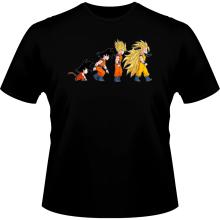 T-shirts  parodique Sangoku : New Evolution - Super Vénère 3 !! (Parodie )