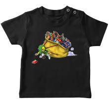 T-shirts (French Days)  parodique Link : Paré pour l
