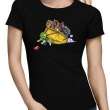 T-shirts Femmes  parodique Link : Paré pour l