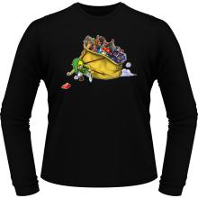 T-Shirts à manches longues  parodique Link : Paré pour l