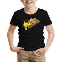 T-shirts  parodique Pikachu : Piège à souris ! (Parodie )