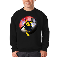 Funny Kids Sweater - The Emperor Palpatine and Pikachu ( Parody)