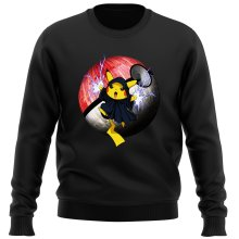 Funny Sweatshirts - The Emperor Palpatine and Pikachu ( Parody)