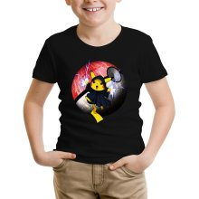 Funny T-Shirts - The Emperor Palpatine and Pikachu ( Parody)