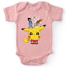 Body bébé (Filles)  parodique Pikachu - Free Hugs : Pika Free Hugs :) (Parodie )