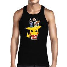Débardeur  parodique Pikachu - Free Hugs : Pika Free Hugs :) (Parodie )