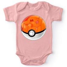 Body bébé (Filles)  parodique La Poké Ball de Pikachu : Pika Pas Cool ! (Parodie )