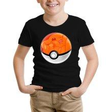 T-shirts  parodique La Poké Ball de Pikachu : Pika Pas Cool ! (Parodie )
