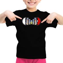 T-shirts  parodique Carapuce, Carabaffe et Tortank : Poké-russe Vol.1 :) (Parodie )