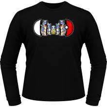 T-Shirts à manches longues  parodique Carapuce, Carabaffe et Tortank : Poké-russe Vol.1 :) (Parodie )