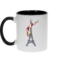 Funny Mug - Annie Leonhart Titan Form ( Parody)
