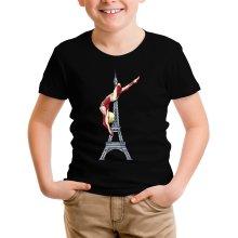 Funny Kids T-Shirt - Annie Leonhart Titan Form ( Parody)