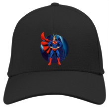 Casquette  parodique All Might X Superman : Super AllMight man :) (Parodie )