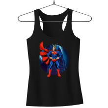 Débardeurs  parodique All Might X Superman : Super AllMight man :) (Parodie )