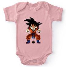 Body bébé (Filles)  parodique Sangoku : Super Caca - Vol.1 (Parodie )